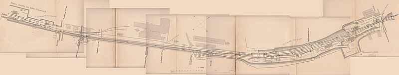 Nádraží 1898
